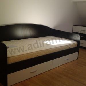 Dormitor Mansarda - 1- AdiraMOB