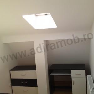 Dormitor Mansarda - 2- AdiraMOB