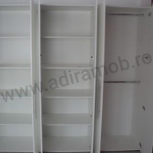 Dulap MDF White - 2- AdiraMOB