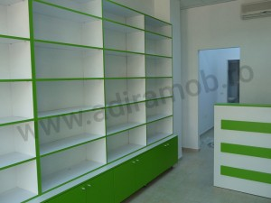 Mobilier spatii comerciale - Adira Mob